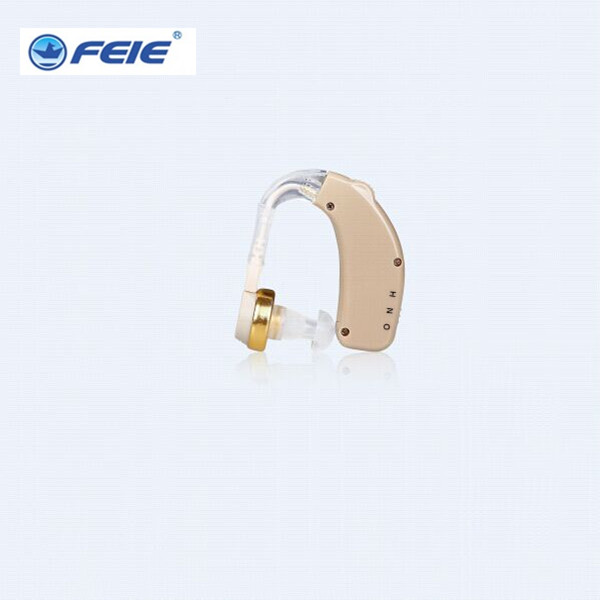 New Inventions 2018 Portable Micro Ear BTE Hearing Amplifier Rechargeable USB Listen Device free shipping C-108<br>