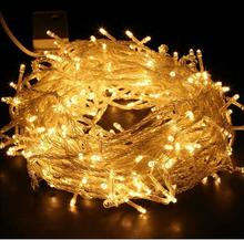 30M 300 LED String Lighting Wedding Fairy Christmas Lights Outdoor Twinkle Decoration Tree Lights for New Year Holiday Party