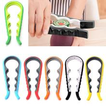 4 in 1 Multi Purpose Handy Bottle Jar Can Opener Kitchen Twist Tool Easy Grip(China)
