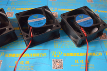 New 6025 60MM 60*60*25MM DC5V 12V 24V Computer case  fan CPU Cooling fan with 2pin