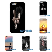 The Ballet Girl Cool Sexy women Soft Silica Gel TPU Phone Case Silicone Case For HTC One M8 M9 A9 Desire 630 530 626 628 816 820