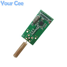2 pcs CC1101 433Mhz Wireless RF Transceiver Module CC1100 New
