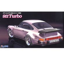 Fujimi 12643# RS-57 1/24 Scale Model Sport Car Kit 911 Turbo 930 '85 plastic model kit