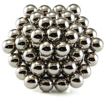 60pcs Diameter 10mm Magic Bucky balls Neodymium Toy Cubes Magic Puzzles Toy Sphere Magnets Magnetic Bucky Balls(China)