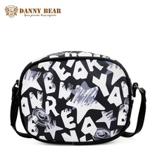 DANNY BEAR Women Small Crossbody Bag Girls Cheap School Cross Body Shoulder bag Vintage Messenger Bags Bolso de las mujeres(China)