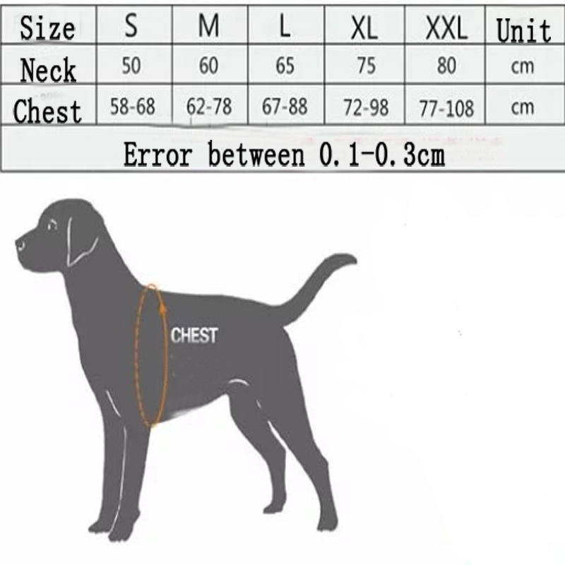 Luxury Collar Reflective Police K9 Soft Harness   DogsMall-International