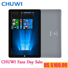 CHUWI Fans Day! 10.8 Inch CHUWI Hi10 Plus Dual OS Tablet PC Windows 10 Android 5.1 Intel Atom Z8350 Quad Core 4GB RAM 64GB ROM