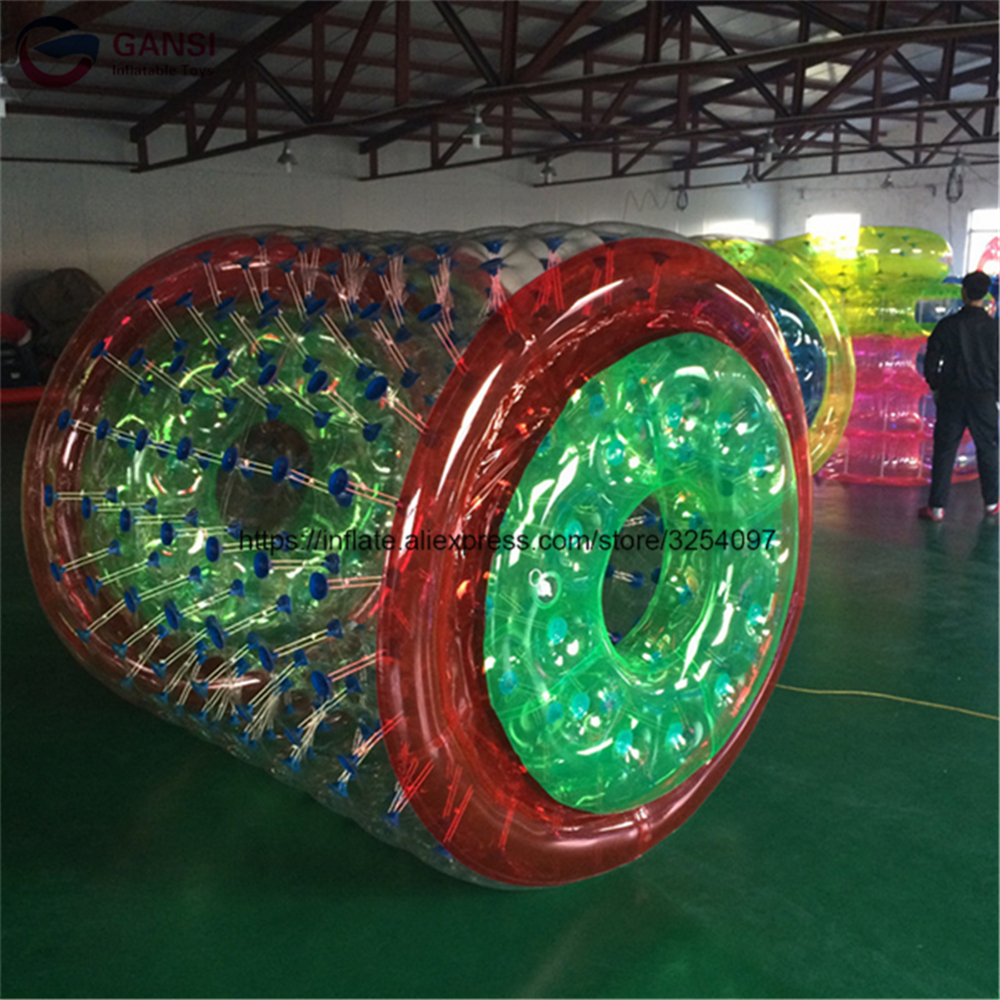 inflatable roller ball18
