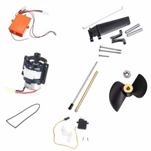 Feilun Ft009 Kit Steering Rudder Assembly + Cooling System + Receiver Plate Drive Assembly Cartridge Assembly F15718-A(China)