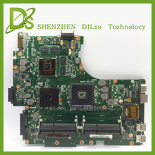 For ASUS N53SV laptop motherboard rev2.2 n53sv n53s new motherboard GT540M 100% tested(China)