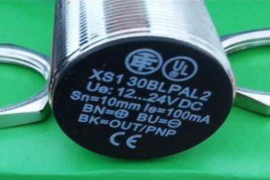 Free Shipping 2pcs/LOT New Switch XS130BLNAL2 inductive sensor M30 three line NPN often open<br><br>Aliexpress