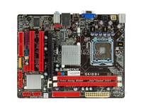 Free shipping 100% original motherboard for Biostar G41D3+  LGA 775 DDR3  Motherboard  Desktop Boards