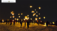 Oval shape 15pcs/lot wishing balloon Chinese flying sky lampion lantern party/wedding decoration 8 colors free shipping