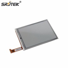 "Srjtek High Quality 6"" Inch ED060SCF LCD Display for Amazon kindle 4 Ebook Reader Glass Panel Replacement Parts"