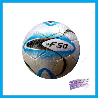 Free ship Child football Soccer ball size 4 EVA leather football ball for kids youth match and trainning needle net free gifts(China)