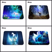 Popular Funny High Quality Anti-Slip Fantasy Unicorns New  Fashion Mouse Pad for Laptop Computer Tablet PC Decorate your desk