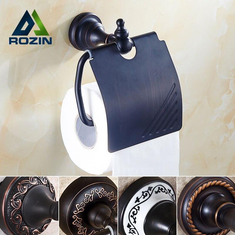 Free Shipping Brass Toilet Paper Frame Winder Bathroom Hardware Accessories Paper Holder<br><br>Aliexpress