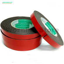 Wozniak Multipurpose Sponge Foam Double faced adhesive tape Super cohesive force Fill seal buffer Shock absorption fixed Effect(China)