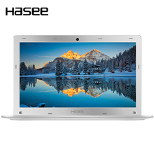 HASEE XS-3000S1 Thin Ultraslim Laptop Notebook for Intel N3160 Processors 4GB DDR3L 256GB SSD HD400 14'' 1920 1080 FHD Display