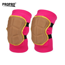 Wosawe Sports knee pads three thickening skating snowboarding knee wheel protective gear fitness ski knee support