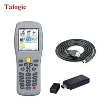 Wireless Barcode Scanner Bar code Handheld Terminal PDA Laser Barcode Gun for POS System Warehouse Inventory Barcode Reader