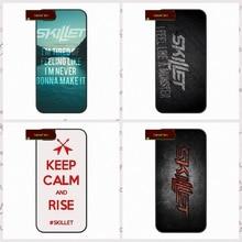 John Cooper Skillet Rock Print Cover case for iphone 4 4s 5 5s 5c 6 6s plus samsung galaxy S3 S4 mini S5 S6 Note 2 3 4  DE0121