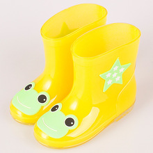 Hot Sale Lovely Carton Animal Children Kids Rainboots Rain Boots Boy Girl Waterproof Raincoat Outdoor Rainshoes Wellies Shoes
