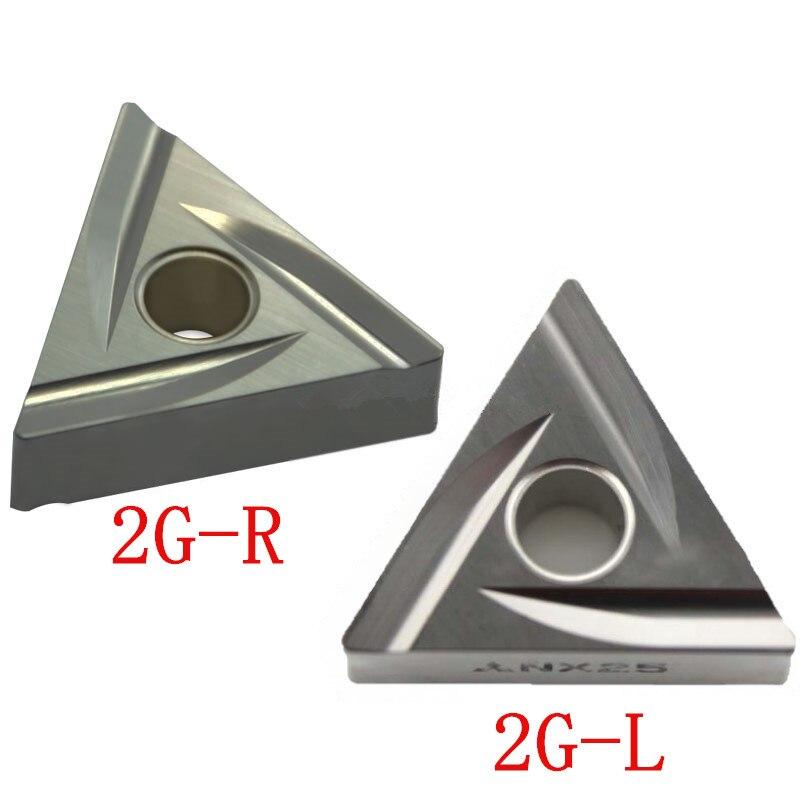 a box TNMG160404 R-2G NX2525 TNMG331R CNC carbide inserts free shipping 10Pcs