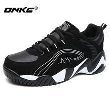 Onke 2016 Winter Shoes Running Shoes for Men Waterproof Sports Trainers Men Shoes Sneakers Chaussure De Sport Runing 923