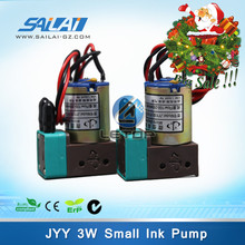 Best price! inkjet printer parts JYY 3W ink pump for solvent printer(China)