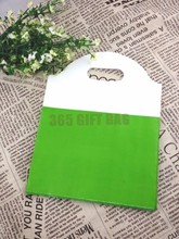 Newest Plastic Patchwork Fashion Shopping Bags,500pcs Green Boutique Shopping Pouch For Jewelry/Candy/Gift/Clothes Packaging