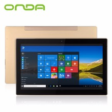 "Onda oBook11 Plus 2 in 1 Tablet PC 11.6"" Windows 10 Tablet IPS Screen Intel Cherry Trail Z8300 64bit Quad Core 4GB+32GB Tablet(China)"