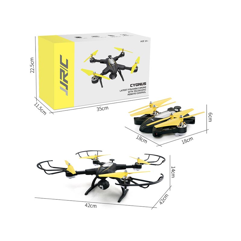JJRC H39 H39WH Wifi FPV 720P Camera Foldable Altituded Hold Drone 2.4G 4CH Beauty mode RC Quadcopter Better than VISUO XS809HW