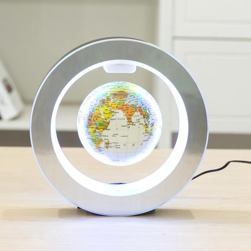 New-Novelty-Decoration-Magnetic-Levitation-Floating-Globe-World-Map-with-LED-Light-with-Electro-Magnet-and