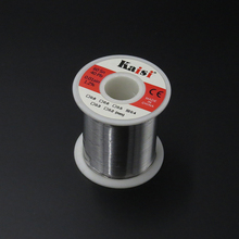 Wire Diameter 0.5mm 150g New Tin Lead Tin Wire Melt Rosin Core Solder Soldering Wire Roll(China)