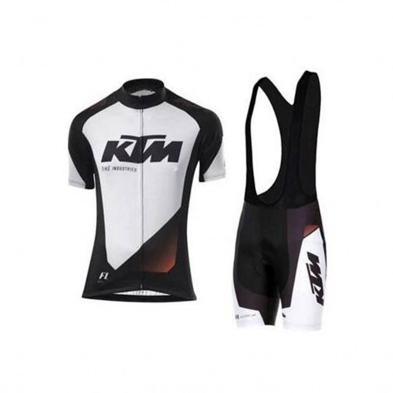 2017 cycling jersey sets Men pro team summer ropa ciclismo MTB mountain bike cycling clothing mtb bike wear ktm Cycling sets