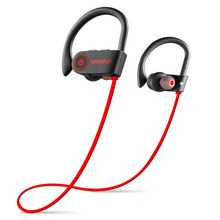 Wavefun X-Buds wireless bluetooth headphones IPX7 waterproof stereo with bass sports earphone with Mic earbuds for phone xiaomi(China)