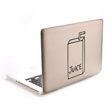 "1PC Juice Decal Sticker for MacBook Air/Pro 11"" 13"" 15"" Vinyl Decal Sticker Skin for Laptop"
