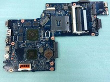 100% tested good!laptop motherboard for toshiba satellite C850 L850 H000052630 HM76 AMD HD7610M DDR3