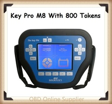 2017 Top Quality Key Pro M8 with 800 Tokens Best Auto Key Programmer Tool Key Pro M8 Auto Key Programmer Free Shipping By DHL