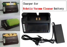 External Universal battery Charger for iRobot 400 500 700 ,Scooba 380 5900 34001 series for Robotic Vacuum Cleaner Batteries