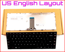 New US English Layout Keyboard for Lenovo Flex 2 14,2-14 2-14D G40-75-ATE G40-45-ETW(D) G40-30-NTW SG-63620-XUA Laptop