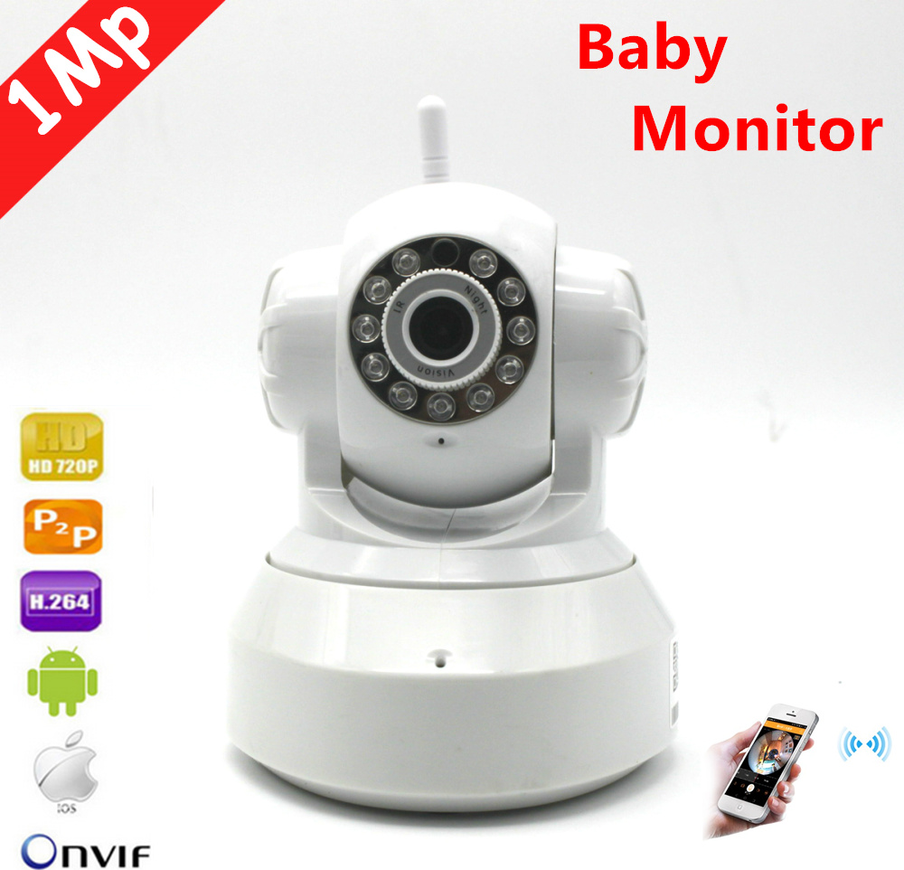 JD-T8610-Q4 720P 1.0mp WIFI IP Camera Wireless DSP GM8135S Home Security CCTV Surveillance Camera P2P Infrared Night Vision <br>