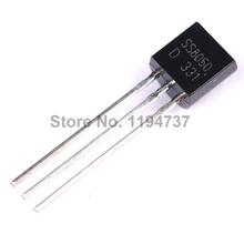 100PCS SS8050 TO-92 Bipolar Transistor NPN(China)