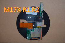 wholesale BOARD FOR DELL M17X R1.R2 small plates small plates PCI sound card audio   100% tested 45 days warranty