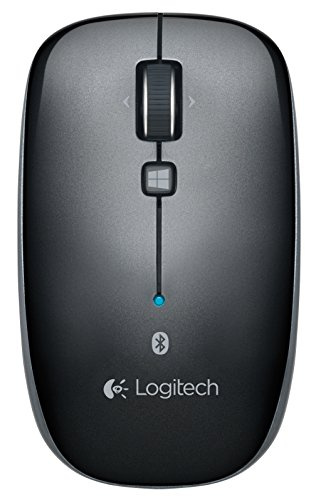 Logitech Bluetooth Mouse M557 for PC, Mac and Windows 8 Tablets<br>