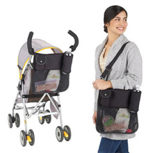 Baby Stroller Storage bag Accessories  MultiColored Tote Nappy Bags  Cross-body  Multifunctional Mummy Bags  Maternity Shoulder