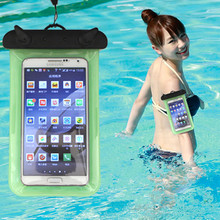 Hot Sale Surfing Sporting Waterproof Bags Underwater Phone Case For iPhone 6s Samsung Note 4