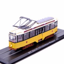 1/87 Scale Diecast Car Model Toys  New Tram  RET Model  Allan Beijnes Werkspoor 1931 Trucks Toys Gifts Collections