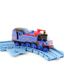 BELLE Thomas and friends trains trackmaster Children mini tomas metal magnetic train diecast models rail toy gift for kids cars